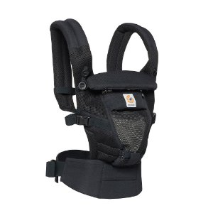 Canguru Adapt Cool Air Mesh Onyx Black - Ergobaby