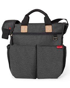 Bolsa Maternidade Diaper Bag Duo Signature Soft Slate - Skip Hop