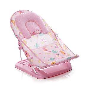 Suporte para Banho Baby Shower Safety 1st - Rosa