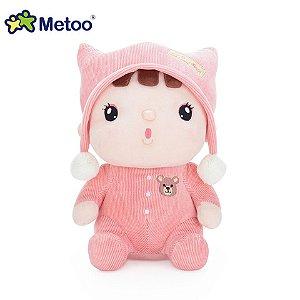 Boneca Sweet Candy Bebe Rosa - Metoo