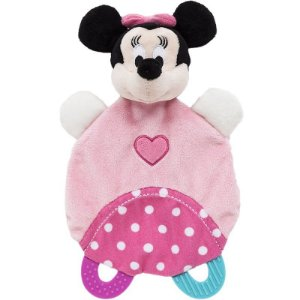 Naninha com Mordedor Disney Minnie