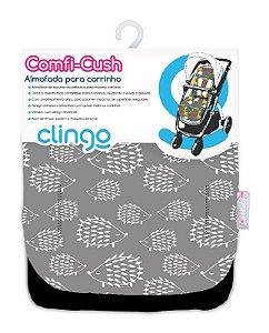 Colchão para Carrinho Comfi Cush Hedgehogs - Clingo