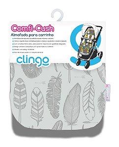 Colchão para Carrinho Comfi Cush Feathers - Clingo
