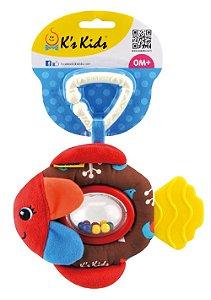 Brinquedo de Atividades Peixe Flippo - K's Kids