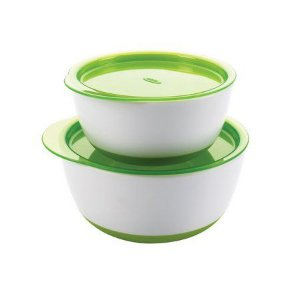 Conjunto de Bowls Oxotot Verde