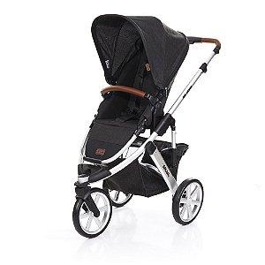 Carrinho de Bebê Travel System Salsa 3 Piano Preto ABC Design