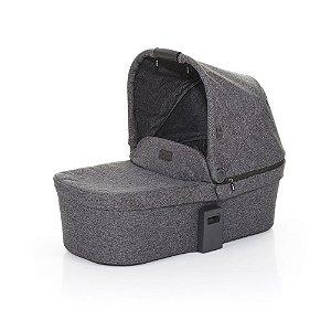 Moisés para Carrinho de Bebê Carry Cot Track Cinza Escuro ABC Design