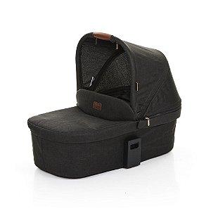 Moisés para Carrinho de Bebê Carry Cot Piano Preto ABC Design