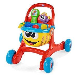 Andador Baby Shopper Primeiros Passos Bilíngue - Chicco