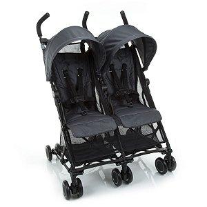 Carrinho de Bebê Gêmeos Nano Two Grey Cinza - Safety 1st