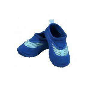 Sapato de Verão Infantil Azul Royal - Iplay
