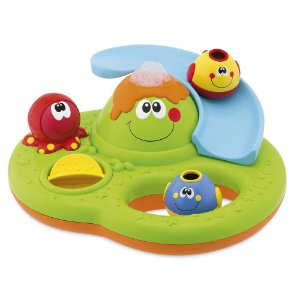 Brinquedo de Banho Bubble Island - Chicco