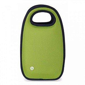 Bolsa Térmica para 4 Mamadeiras Verde - Munchkin