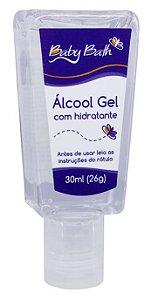 Álcool em Gel Hidratante 30 ML Refil - Baby Bath