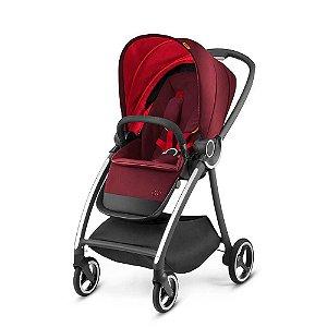 Carrinho de Bebê Maris Dragonfire Red Vermelho - GB Platinum