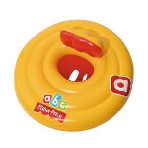 Bóia Circular 69 Cm - Fisher Price