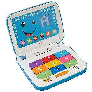 Laptop Aprender e Brincar Azul - Fisher Price