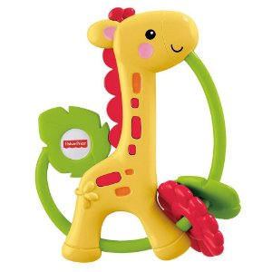 Mordedor Girafa divertida - Fisher Price