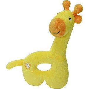 Meu Primeiro Chocalho Girafa Fun Divirta-se - Fisher Price