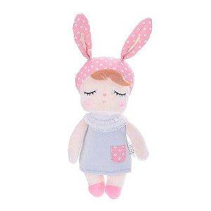 Mini Boneca Ângela Clássica Cinza -  Metoo Doll