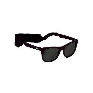 Óculos De Sol Flexível Para Bebês 2-4 Anos Com Proteção Uv Preto - iplay