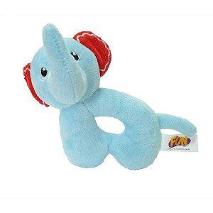 Meu Primeiro Chocalho Elefante Fun Divirta-se - Fisher Price