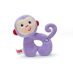 Meu Primeiro Chocalho Macaco Fun Divirta-se - Fisher Price