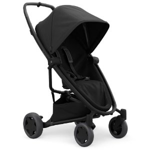 Carrinho Zapp Flex Plus Black on Black  - Quinny
