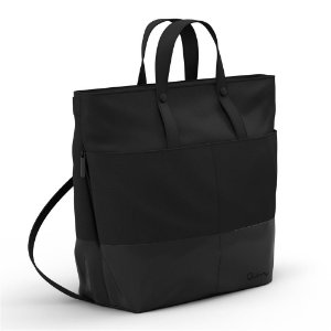 Bolsa Changing Bag Zapp X Black - Quinny