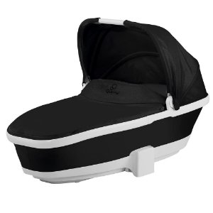 Moisés Foldable Carrycot 0 a 9 kg Black Irony - Quinny