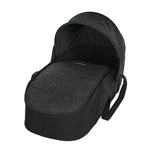 Moisés Laika Soft Carrycot Nomad Black - Maxi Cosi