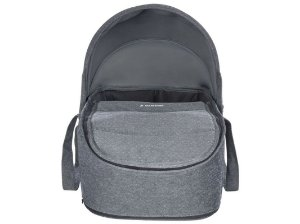Moisés Laika Soft Carrycot Sparkling Grey - Maxi Cosi