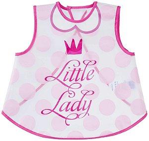 Babador Impermeável Pequena Dama - Girotondo Baby
