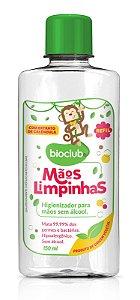 Refil Sanitizante Higienizador de Mãos Sem Ácool  200 ml - Bioclub Baby