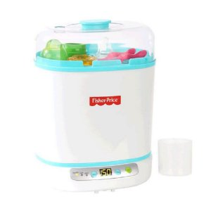Esterilizador Digital Mamadeiras 110V - Fisher-Price