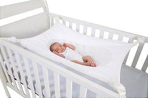 Cama Segura Primeiro Sono Branca - Baby Pil