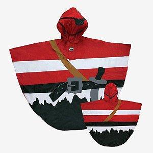 Capa de Chuva Pirata Poncho - Stephen Joseph