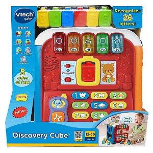 Cubo de descobertas - Vtech