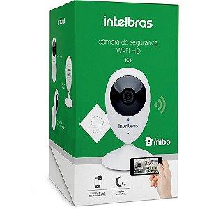 Câmera Mibo Wifi Hd IC3 - Intelbras