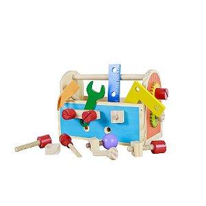 Caixa de ferramentas Bocejo - Nina & Co.