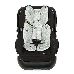 Protetor para Bebe Conforto Gatinhos - Momis Petit