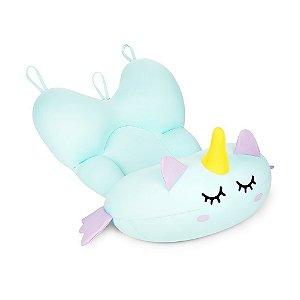 Almofada para Banho Unicórnio - Baby Pil