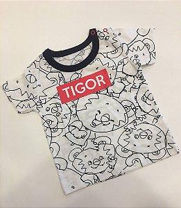 Camiseta - Tigor T. Tigre