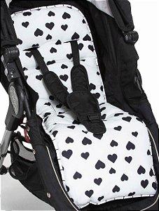 Protetor de Carrinho de Bebê Love - Momis Petit