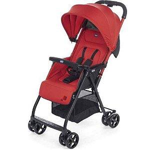 Carrinho de Bebê Ohlalá 2 Paprika Vermelho 0 a 15 kg - Chicco