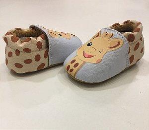 Sapatinho Chausson Beige Sophie La Girafa - Vulli