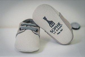 Sapatinho Botillon Grey Sophie La Girafa - Vulli