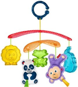 Móbile Meus Bichinhos de Pendurar - Fisher Price
