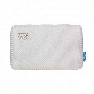 Travesseiro Pillow em Memory Foam Fibra de Bambu - Clingo