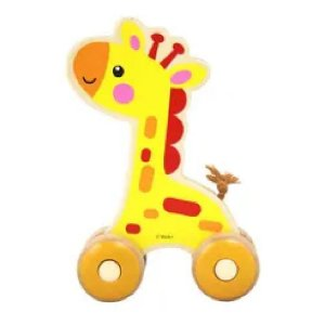 Brinquedo de Atividades Passei Com Girafa - Fisher Price